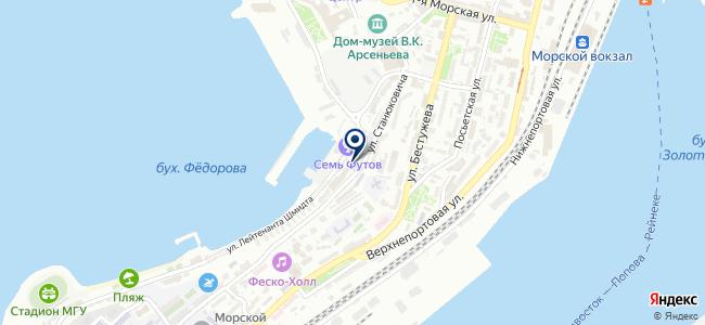 Кит-Сервис, ООО на карте