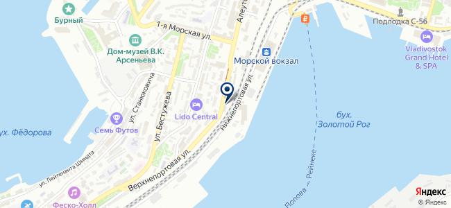 Мегалит, ООО на карте