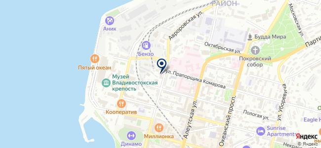 СпецСервис на карте