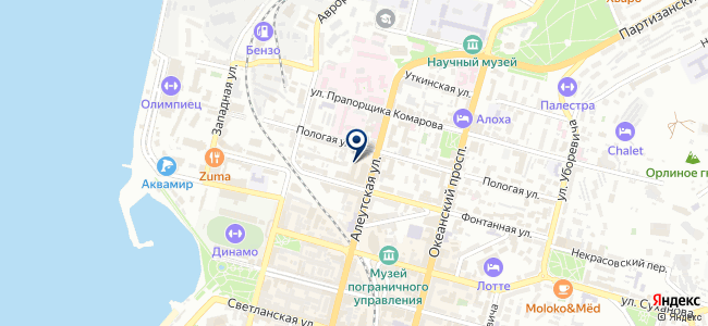 ЦентрИнформ, ФГУП на карте