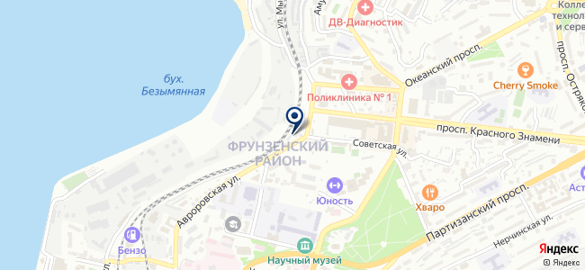 Goodman на карте