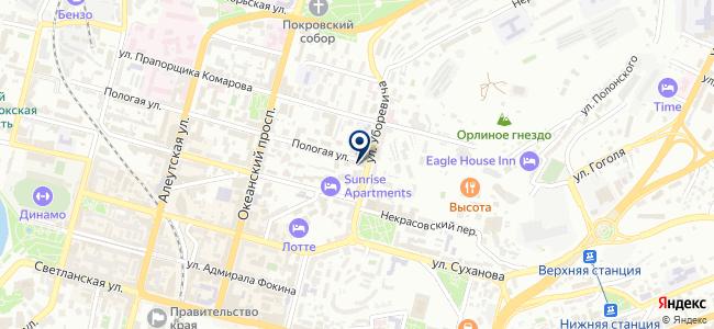 Формэ, ООО на карте