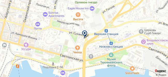 ДжЭл-Восток, ООО на карте