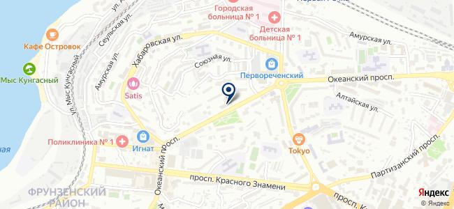 Хранитель, ООО на карте