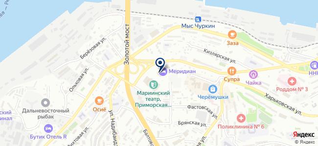 Общее управление на карте