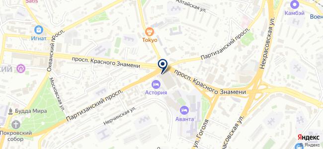 ВладВЭД, ООО на карте