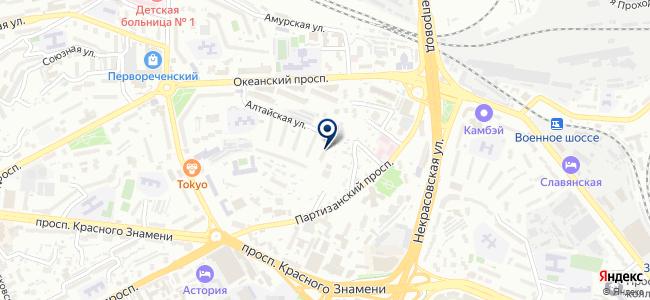 Корд-Группа, ЗАО на карте