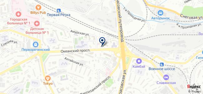 Конус Лтд, ООО на карте