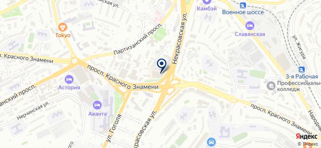 Шатун на карте