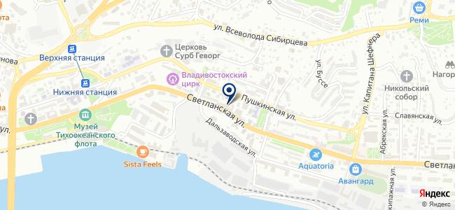 Автоматика, ОАО на карте