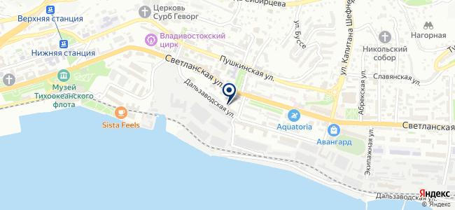 ИИТ на карте