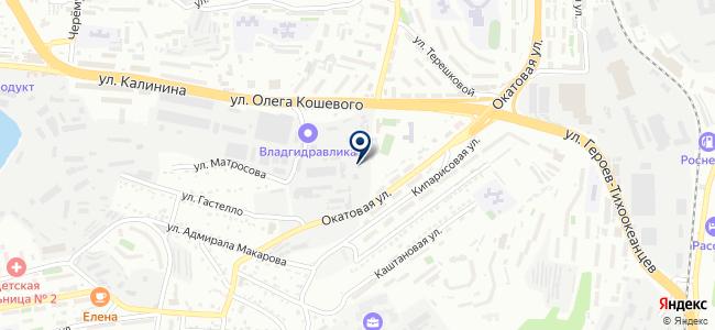 Энерджи Сан на карте