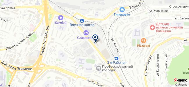 Ореол на карте