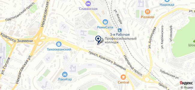 Самвит, ООО на карте