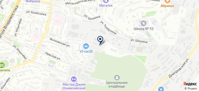 Элса-Сервис на карте