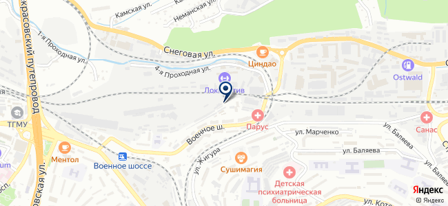 ТриАВи на карте