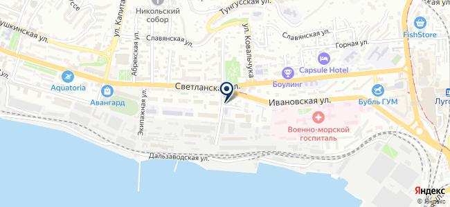 Востокэнерго СУ-8, ООО на карте