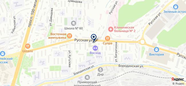 МакТек-ДВ на карте