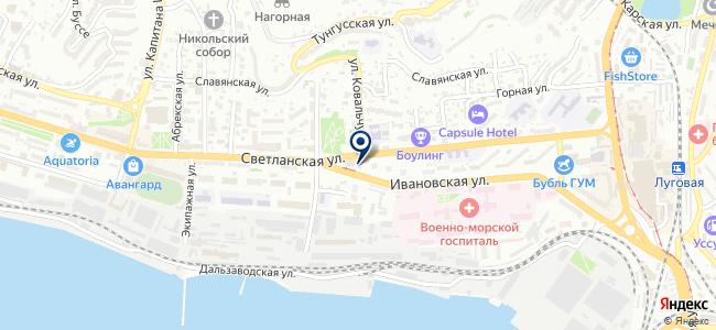 СОЛИС, ООО на карте