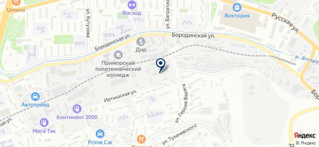 МЛ Сервис, ООО на карте
