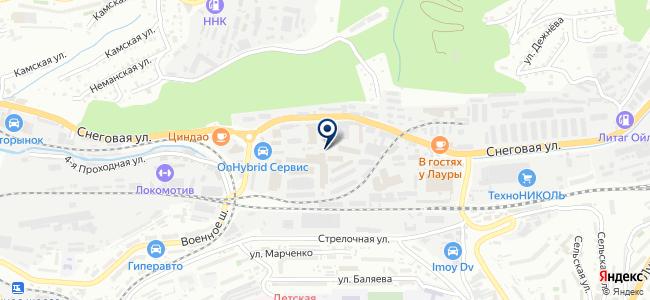 СнабСтройТорг на карте