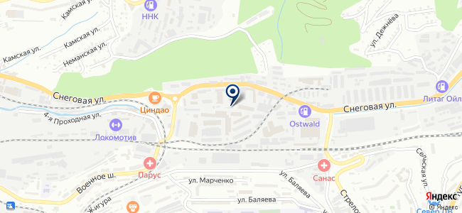 ProfiTool на карте