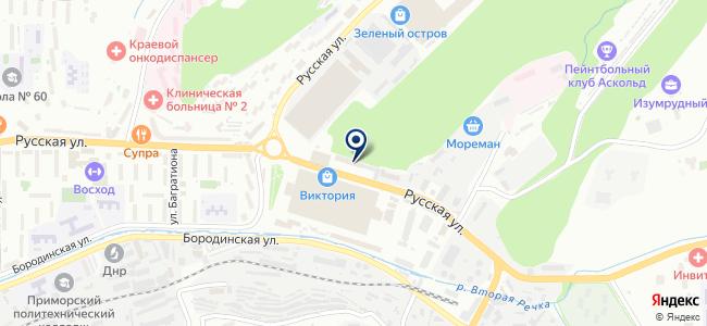Микрон-ДВ, ООО на карте
