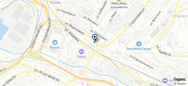 ГолдМарин, ООО на карте
