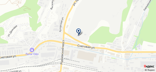 Электромаг на карте
