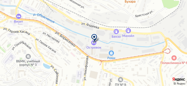Примпромснаб, ООО на карте
