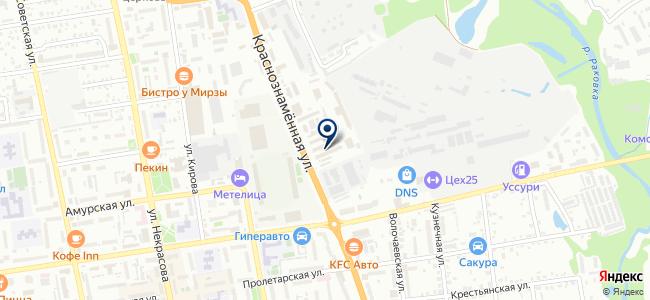 SmellsDV на карте
