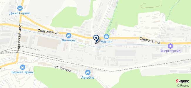 ТД Восточная Гавань, ООО на карте