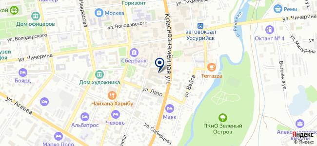 Антенна-сервис на карте
