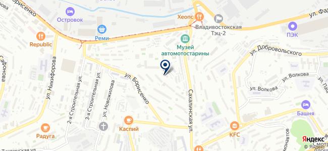 ВТ СКАТ, ООО на карте