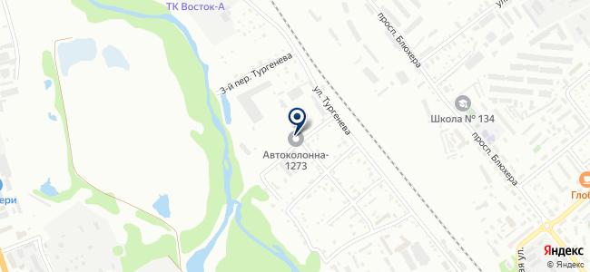 Эльклаб на карте