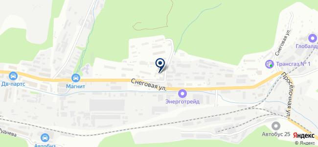 Икстрим, ООО на карте