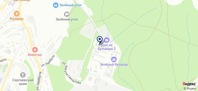 СпецРесурс на карте