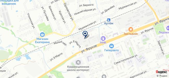 Автоимпорт, ООО на карте