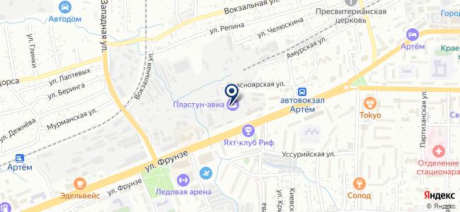 Перестрой-КА ДВ, ООО на карте
