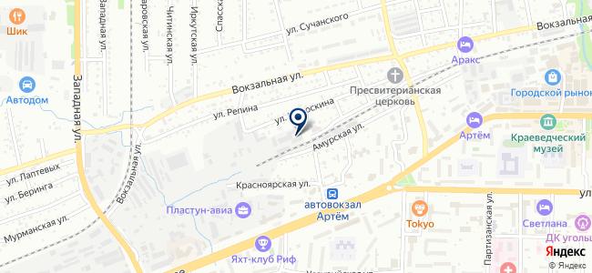 Связьмонтажэнерго, ООО на карте
