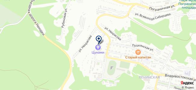 Карат, ЗАО на карте