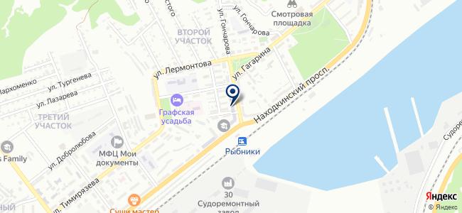Электродом, ООО на карте