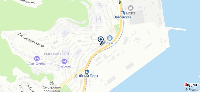 Дальневосточная оконная компания, ООО на карте