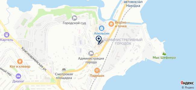 Клиент-Сервис на карте