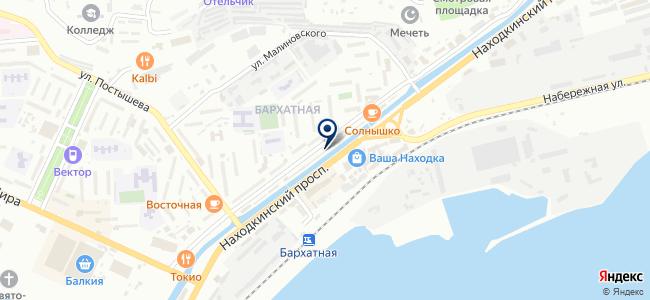 Инструмент ДВ на карте