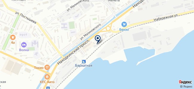 ВАША НАХОДКА на карте