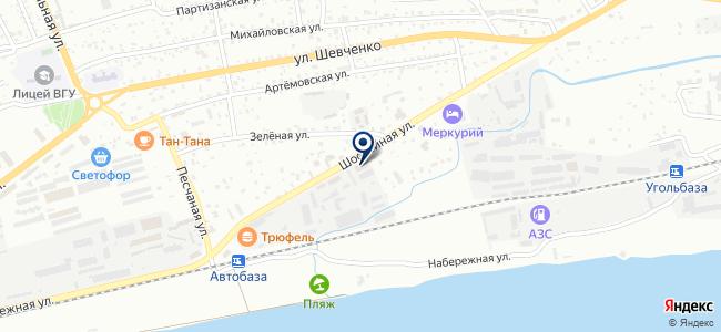 Энергосфера-Находка, ООО на карте
