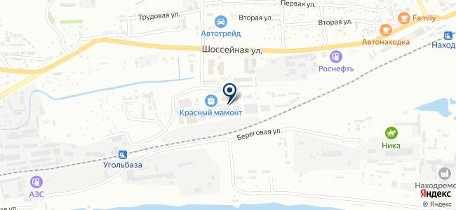 Стэй на карте