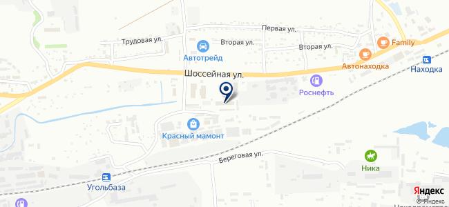 Сфера-Эл на карте
