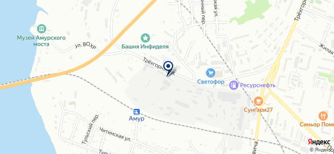 Торговый Дом Аполлон, ООО на карте